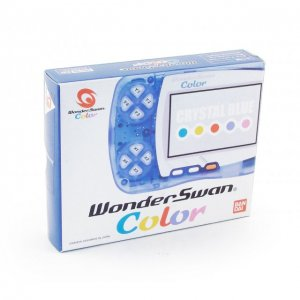 WonderSwan Color Console - Crystal Blue ...