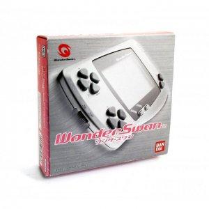 WonderSwan Console - Skeleton Pink