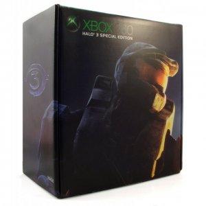 Xbox 360 Console (Halo 3 Special Edition...