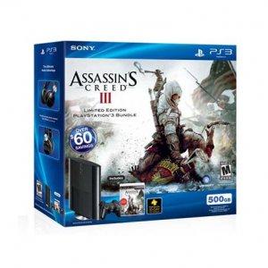 PlayStation3 Assassin's Creed III Bundle