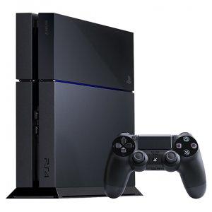 PlayStation 4 System (Jet Black)  (Singa...