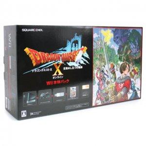 Nintendo Wii (Dragon Quest X Limited Edi...