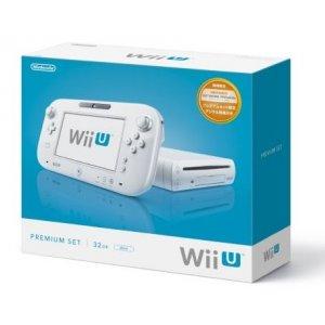 Wii U Premium Set 32GB (White)