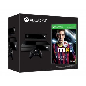 Xbox One (Bundle FIFA 14 Day one Edition...