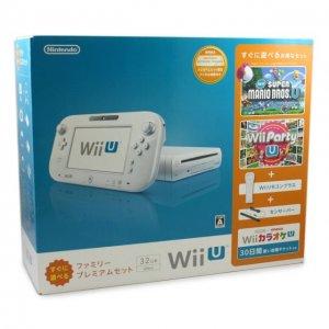 Wii U Suguni Asoberu Family Premium Set ...