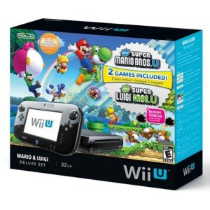 Wii U Limited Edition Mario & Luigi ...