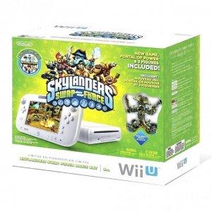 Nintendo Wii U 8GB Basic Skylanders SWAP...