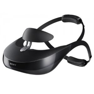 Sony HMZ-T3 Head Mounted 3D Viewer