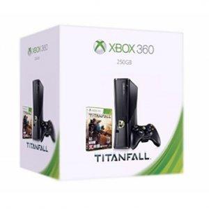 Xbox 360 Slim Console (250GB) [Titanfal...