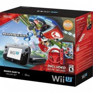 Nintendo Wii U Mario Kart 8 Deluxe Conso...