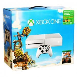Xbox One Console System [Sunset Overdriv...