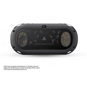 PlayStation Vita Dokodemoissyo (Black)