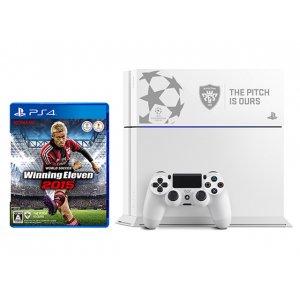 PlayStation Glacier White [World Soccer ...
