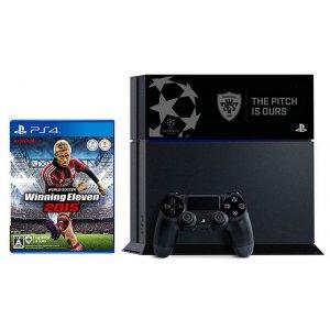 PlayStation Jet Black [World Soccer Winn...