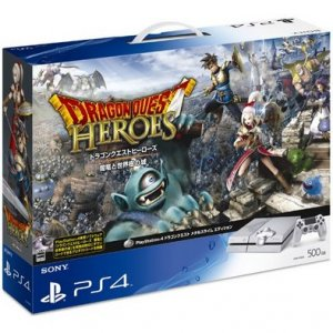 PlayStation 4 System [Dragon Quest Metal...