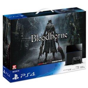 PlayStation 4 System Bloodborne Bundle S...