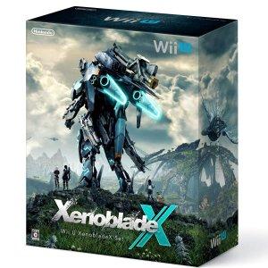 Wii U Xenoblade X Set (32GB Black)