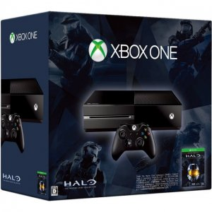 Xbox One Console System [Halo: The Maste...