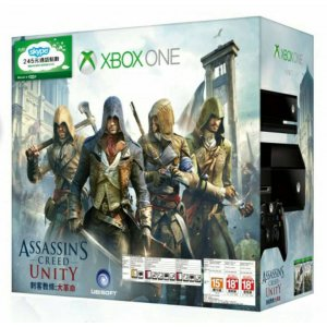 Xbox One Console System [Assassin's Cree...