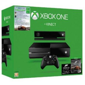 Xbox One Console System [Forza 5 Bundle+...