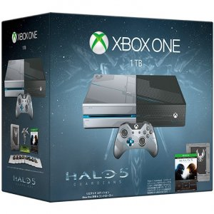 Xbox One Console System [Halo 5: Guardia...