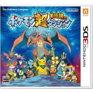 Pokemon Cho Fushigi no Dungeon