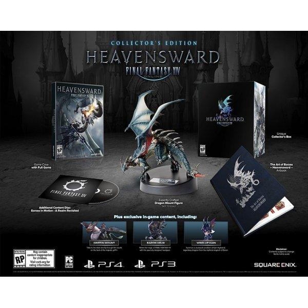 Final Fantasy XIV: Heavensward [ Limited Edition ]