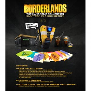 Borderlands: The Handsome Collection (Cl...