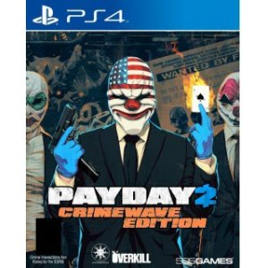 Payday 2: Crimewave Edition (English)