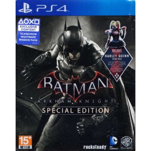 Batman: Arkham Knight [Steelbook Edition...