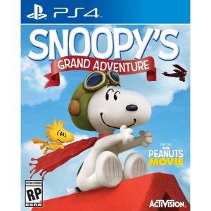 The Peanuts Movie: Snoopy's Grand Advent...