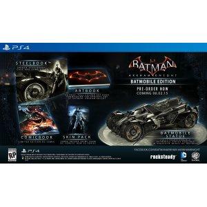 Batman: Arkham Knight (Batmobile Edition...