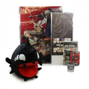 God Eater 2 [Famitsu DX Pack]