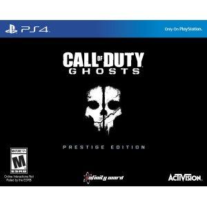 Call of Duty: Ghosts (Prestige Edition)
