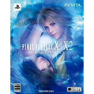 Final Fantasy X / X-2 HD Remaster Twin P...