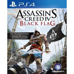 Assassin's Creed IV: Black Flag (English...