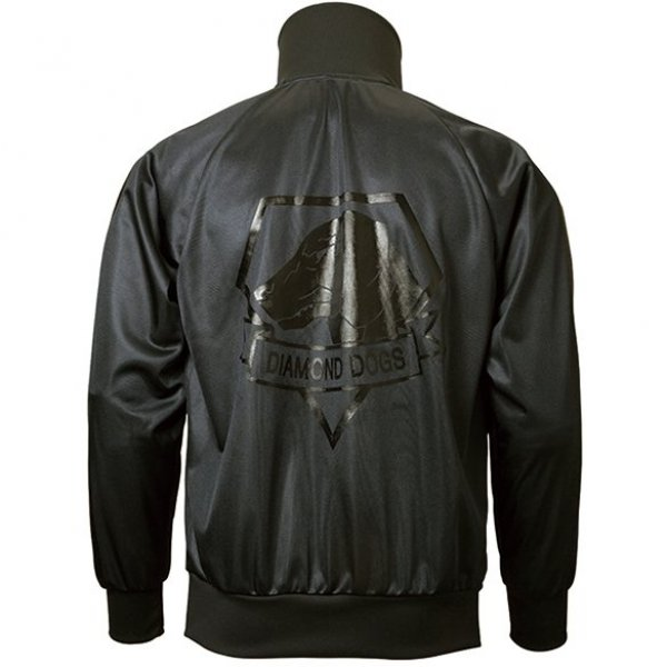 bec0e3324d10 Puma x Metal Gear Solid T7 Track Jacket (Xbox 360  O Size)  Konami Style  Limited Edition