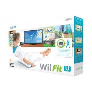 Wii Fit U & Balance Board (White) &a...