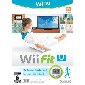 Wii Fit U (with Fit Meter)