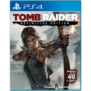 Tomb Raider Definitive Edition (Chinese ...