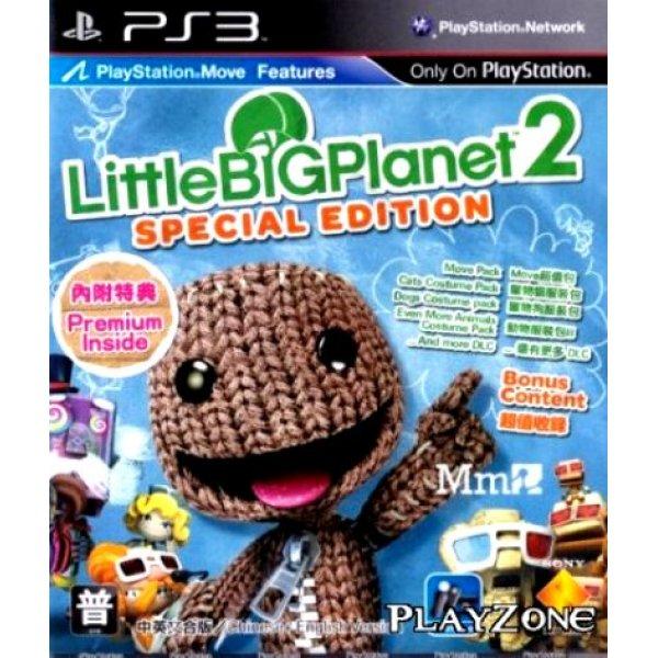 LittleBigPlanet 2 (Special Edition) (PS3 Ultra Pop)