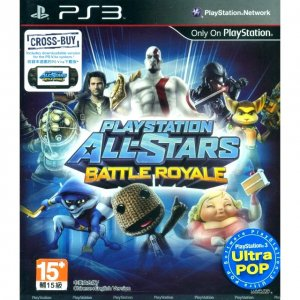 PlayStation All-Stars Battle Royale (Chi...
