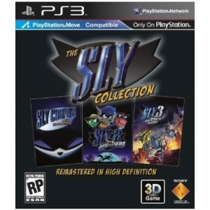 The Sly Collection (PS3 Ultra Pop)