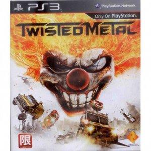 Twisted Metal (PS3 Ultra Pop)