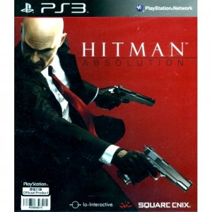Hitman: Absolution (PS3 Ultra Pop)