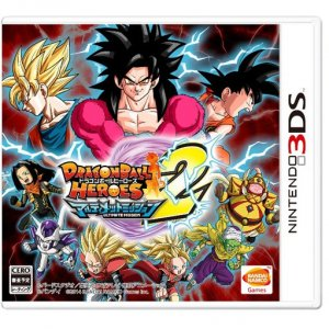 Japan Dragon Ball Heroes Official 4 Pocket Binder Set Tentative