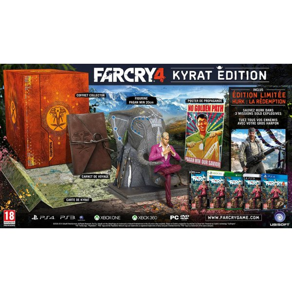 Far Cry 4 Kyrat Edition - Xbox 360