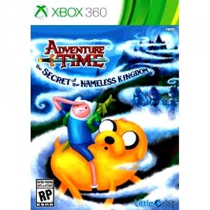 Adventure Time: Secret of the Nameless K...