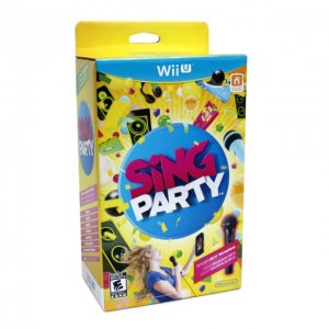 SiNG Party (w/ Wii U Microphone)