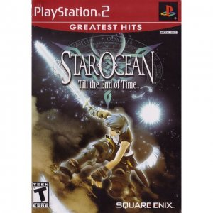 Star Ocean Till the End of Time (Greates...